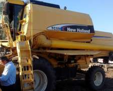Cosechadora New Holland TC 59 - año 2005
