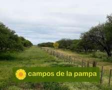 La Pampa - Venta Campo 1.250 Ha Utracán