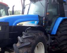 New Holland TM 165 2007 SPS CAB Full