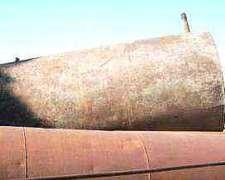 Tanques Aéreos Usados