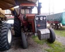 Tractor Massey Ferguson 1185 con Cabina, muy Buen Estado