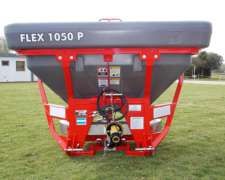 Esparcidora de Fertilizante Flex 1050 A/P Marca Yomel