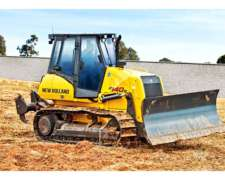 Tractor de Orugas New Holland D140b - GRM