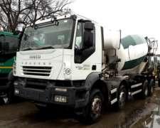 Iveco Trakker 410 8X4 10m3