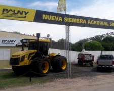 Tractor Pauny 0km - C. Oficial Financiacion a 5 Años