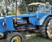 Tractor Hanomag con Motor Deutz 120
