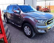 Ford Ranger Limeted 4X4 AT