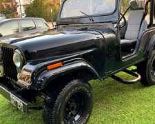 Jeep IKA Motor Ford