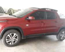 Fiat Toro Freedon 4x4 Caja Manual