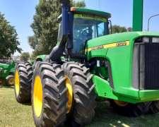 Tractor John Deere 9100
