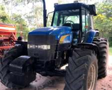 Tractor New Holland 7030 Excelente Estado 2012 4.500 Hs