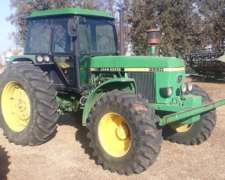 Tractor John Deere 3550 - año 1.992