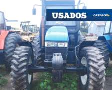 Tractor New Holland TS 120 Modelo 2004