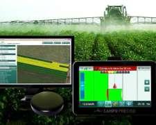 Cp575 Nitro Display de Agricultura de Precisión Campopreciso
