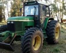Tractor John Deere 7505 año 2005 DT