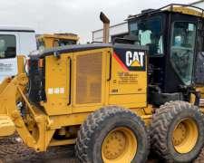 Motoniveladora CAT 140 M.
