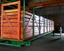 Básculas para Hacienda 10000 - 12000 - 16000 Kg