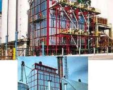Secadoras Sca Columna Capacidad Desde 81 Ton/hs Hasta 841