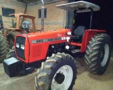Massey Ferguson 283 4X4 Standr