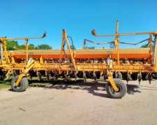 Sembradora Agrometal Precisión Planting 16-52 Espectacular
