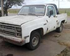 Vendo Chata Diesel 88