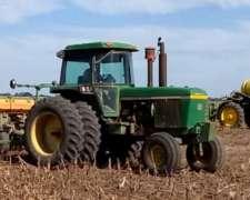 Tractor Jhon Deere 4930