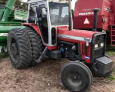 Massey 1340 con Duales