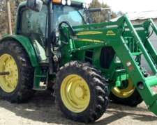Tractor John Deere 6430 Premium con Cargador Frontal Complet