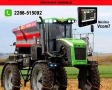 Fertilizadora de Precisión Verión para Montar U$d18144+iva