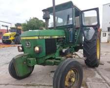 Tractor John Deere 2140, Tres Arroyos