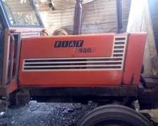 Fiat 980 Tracion Simple