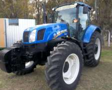Tractor New Holland T6.130traccion Doble 130hp