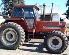 Tractor Fiat 1380 DT - año 1985