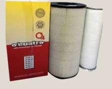 Filtro Aire O Cuatro Ep/es 260 Zanello / Pauny 500 - 540