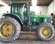 John Deere 7515, Dual 38 Cabina Original
