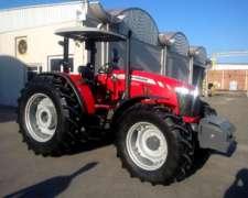 Massey 6711 118 HP Cabina, Tres Puntos, 18.4x38