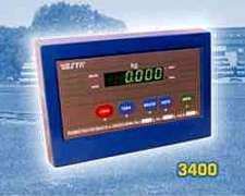 Indicadores Digitales de Peso (mod. 3400 - 3430)