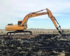 Excavadora Hyundai 210 LC III (id593)