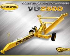 Constructora de Canales VG 2500