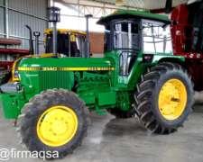 Tractor John Deere 3140 DT