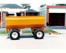 Acoplado Cisterna de Combustible 3000 Lts.