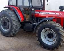 Tractor MF 299 Advance 2008