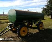 Cisterna Combustible 3000 Lts