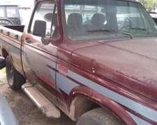 Chevrolet D20 Deluxe Positrac - con Maxxion Aspirado