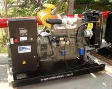 Grupo Electrogeno Cram CD50 Diesel 50 KVA