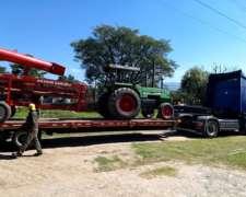 Vendo Tractores Deutz Fahr AX120 y AX100