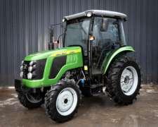 Tractor JD de 60 HP Doble Tracción Cabinado de Promocion