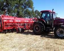 Sembradora Directa Granos Gruesos Dolbi Ax-4100-nueva