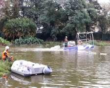 Cortadora de Algas y Camalotes - Lagos y Lagunas - Minidraga