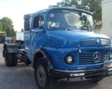 Mercedes Benz 1518 Permuto Financio